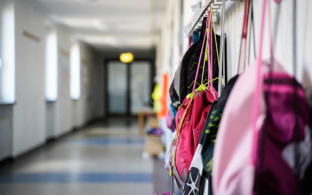 Hartwig Claußen Schule Hannover   Foto: Anett Seidensticker
